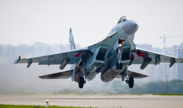 RUSYA'DAN TÜRKİYE'YE SU-35 TEKLİFİ