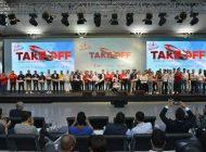 YERLİ VE YABANCI GİRİŞİMCİLER TAKE OFF İSTANBUL'DA BULUŞTU