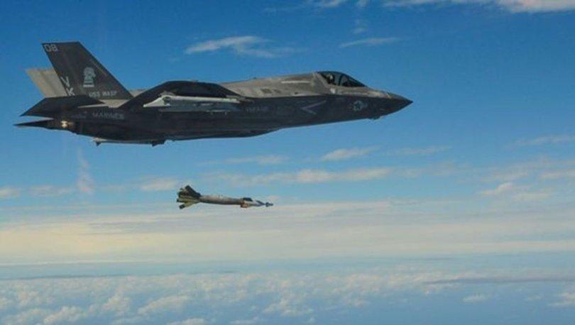 ABD,JAPONYA'YA 105 ADET F-35 SATIYOR